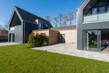 Ferienhaus mit Nachbarhaus