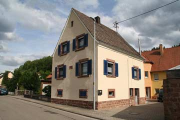 Ferienhaus Dahn