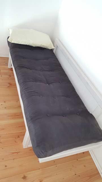 (Schlaf-) Sofa auf der Empore im DG