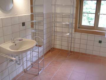 2 x DU/ WC im Haus