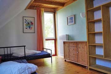 3-Bett-Zimmer im EG