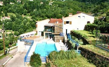 Captivating Ferienhaus Le Vigan Mit Pool