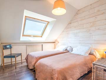 3. Schlafzimmer - 2 Einzelbetten
