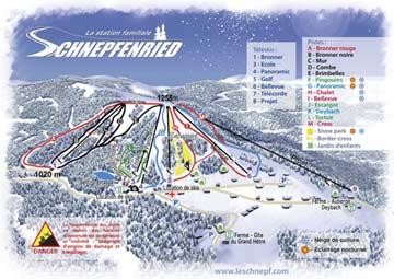 Skigebiet Schnepfenried