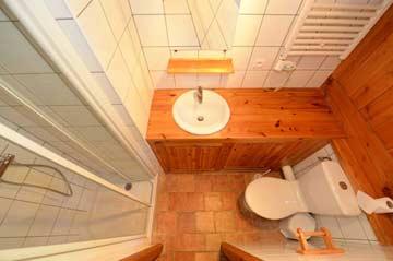 Badezimmer von Schlafzimmer 2, DG
