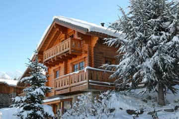 Chalet Montchavin - La Plagne Ski in - Ski out