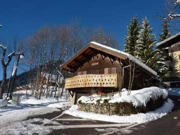 Chalet Chatel - Skiurlaub in den Portes du Soleil