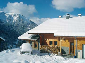 Ferienhaus in den Portes du Soleil - komfortabler und pistennaher Skiurlaub in den Portes du Soleil