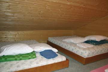 5er-Zimmer Mezzanine