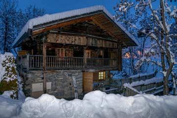Hütte Le Grand Bornand: nur ein paar Schritte von den Skipisten entfernt