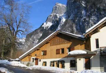 Skihütte Samoens Grand-Massif - Skiurlaub in den frz. Alpen