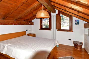 Weiterer Blick in ein Schlafzimmer