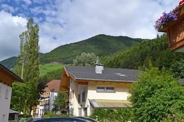 Ferienwohnung St. Johann Ahrntal im Sommer