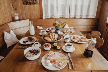 Südtiroler Gastlichkeit mit viel Liebe zum Detail