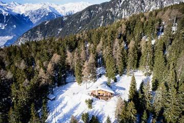 Ferienhaus Südtirol Meran 2000 - unser Schmuckstück direkt an Merans Skigebiet