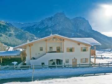 Ferienhaus Seiser Alm - Skiurlaub oberhalb von Kastelruth