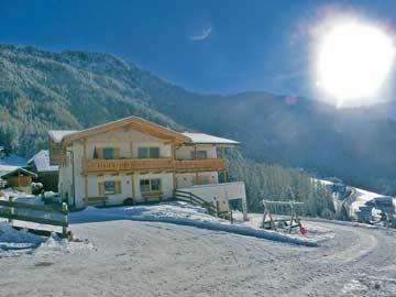 Sonniger Skiurlaub an der Seiser Alm