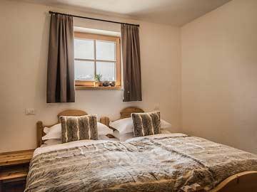 die kleineren Schlafzimmer im UG