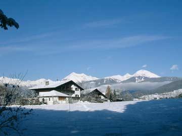 Winterimpressionen Ferienhaus Brixen
