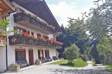 Ferienhaus Brixen Südtirol im Sommer