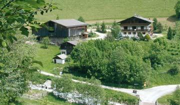 Gruppenhaus Luttach - Blick auf die Ferienanlage