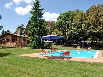 Ferienhaus Gambassi Terme mit Pool