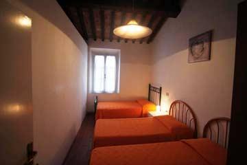 Fewo 3: 3-Bett-Zimmer