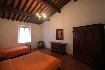 Fewo 3. 3-Bett-Zimmer mit Doppel- und Einzelbett