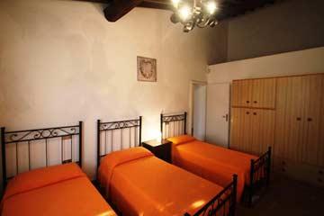 Fewo 4: 3-Bett-Zimmer
