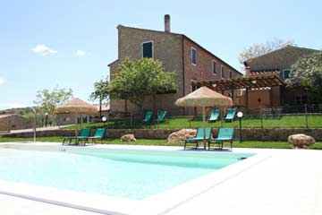 Landhaus in der Toskana mit Pool