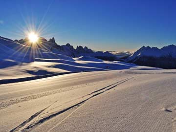 Skiurlaub im Trentino