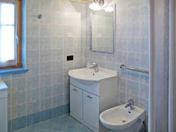 Badezimmer Hausteil 1
