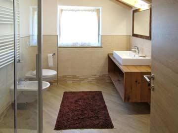 Badezimmer Hausteil 2