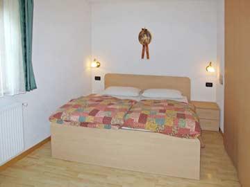 Schlafzimmer Hausteil 1