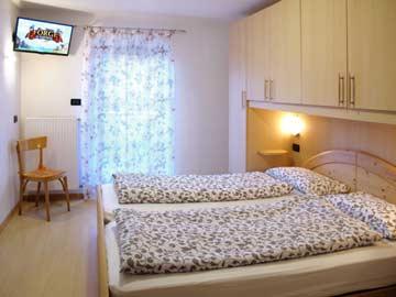 Schlafzimmer Hausteil 2