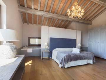 Schlafzimmer 4 - Doppelzimmer im 2. OG