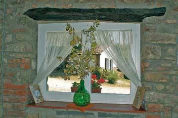 Fenster im Büro