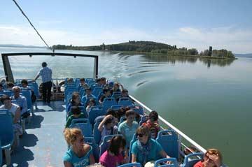 der Lago Trasimeno