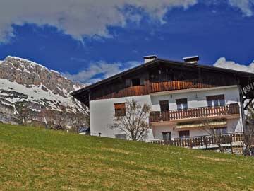 Ferienwohnung in Cortina d'Ampezzo