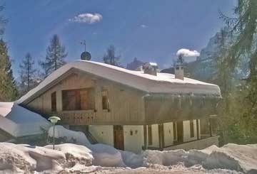 Ferienwohnung Cortina d'Ampezzo