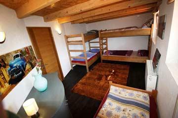 Weiteres 5-Bett-Zimmer