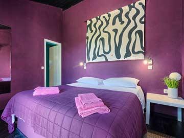 Schlafzimmer 2 im Bungalow 2
