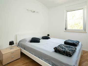 Schlafzimmer 2 - Doppelbett