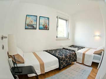 Schlafzimmer 3 - Einzelbetten
