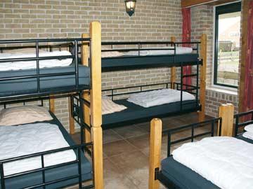 2014: neue Betten in den Schlafzimmern