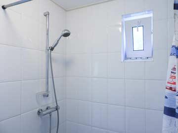 Dusche im EG