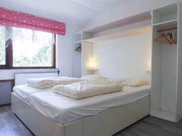 Zweites Doppelzimmer