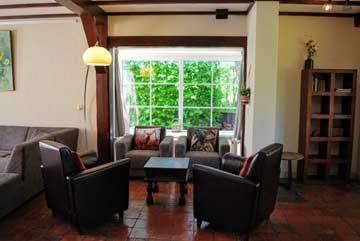 Weitere Sitzmöglichkeiten im Wohnbereich