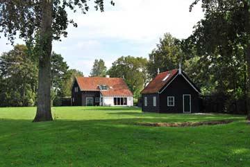 Ferienhaus und Gartenhaus