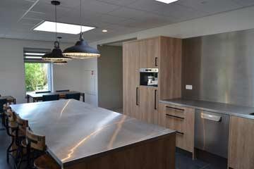 Die schöne neue Küche